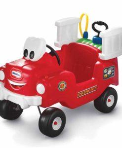Spray & Rescue Fire Truck