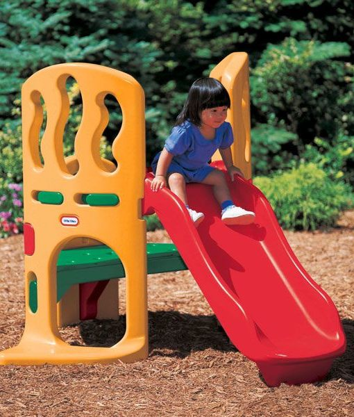 Hide & Slide Climber – Sunshine