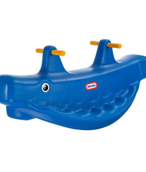 Whale Teeter Totter
