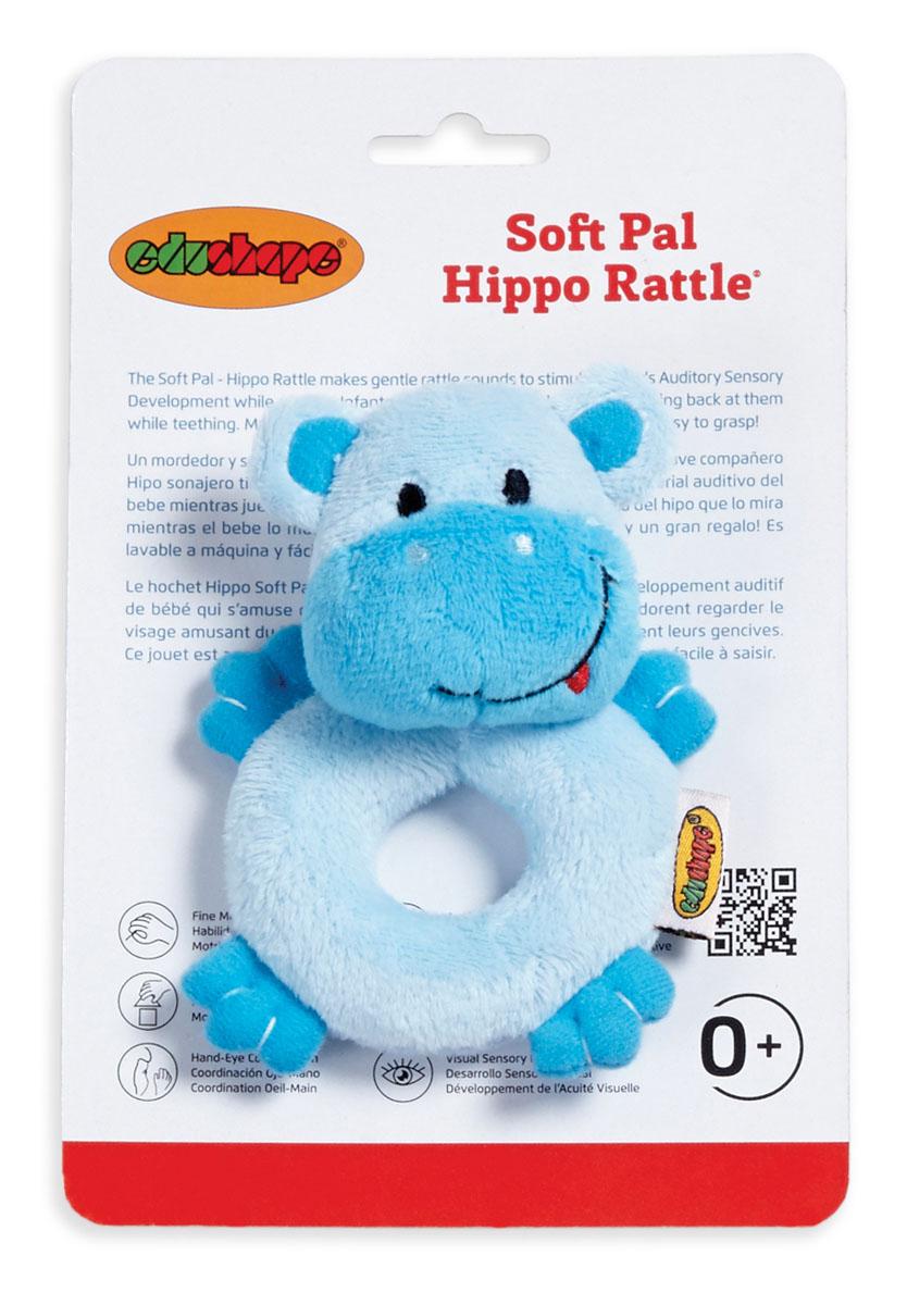 Soft Pals – Hippo Squeaker