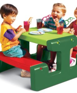 Picnic Table – Evergreen