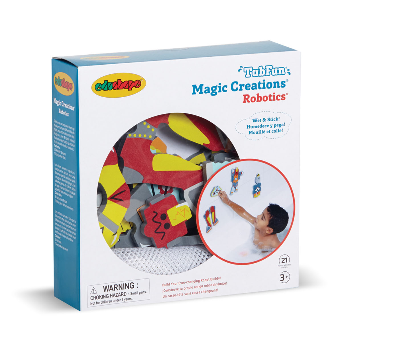 MAGIC CREATIONS – Robotics