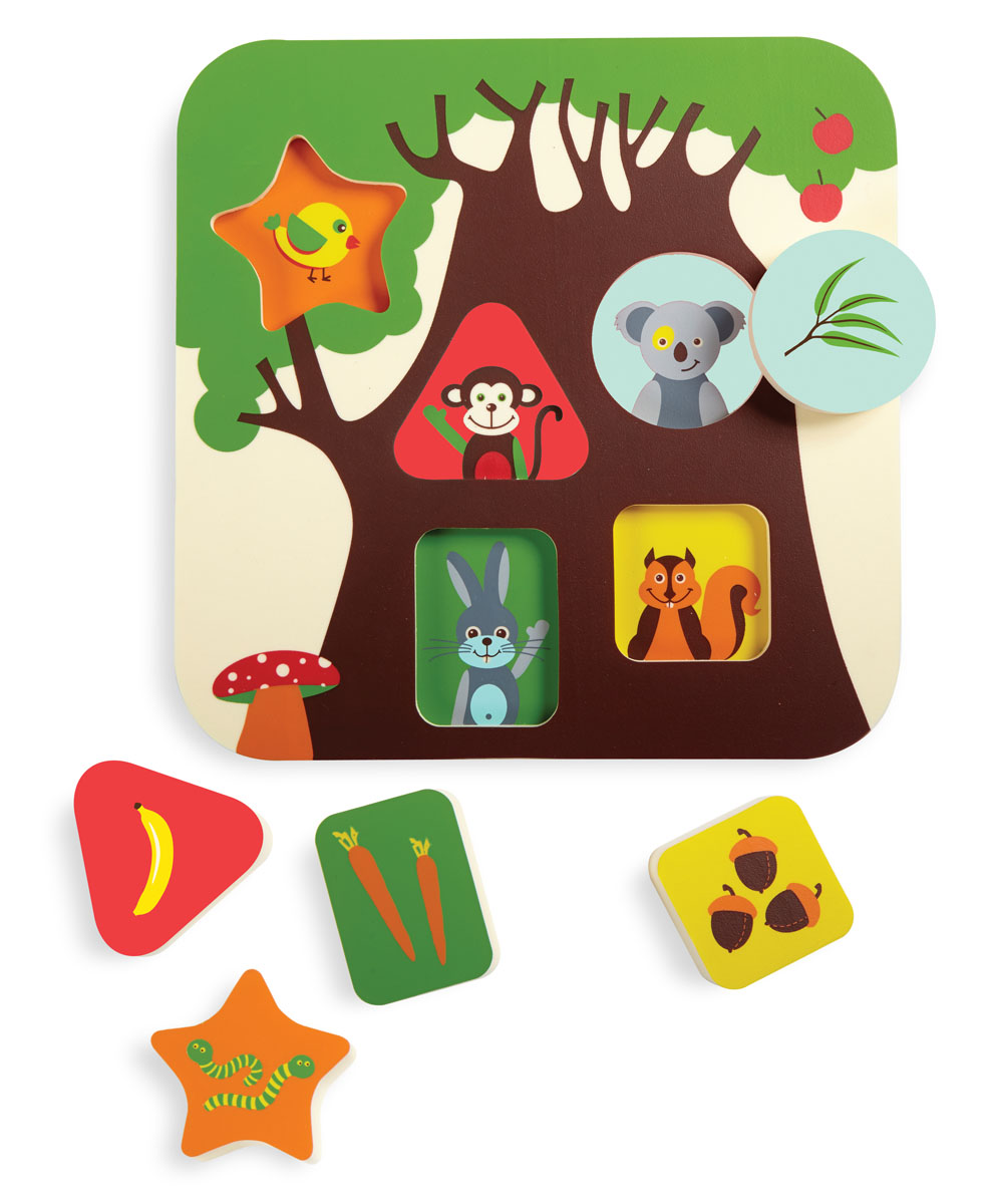 Treehouse Puzzle