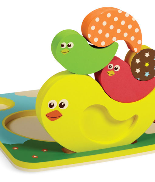 Chicky Puzzle Fun