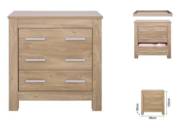 Bordeux Dresser