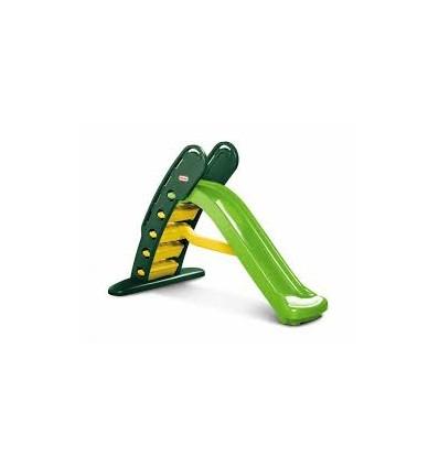 Πλαστική τσουλήθρα Γιγάντια, εύκολης αποθήκευσης Evergreen Little Tikes