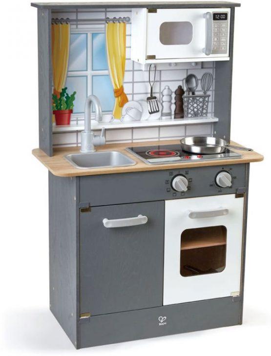 Hape Ξύλινη Κουζίνα Light & Sound