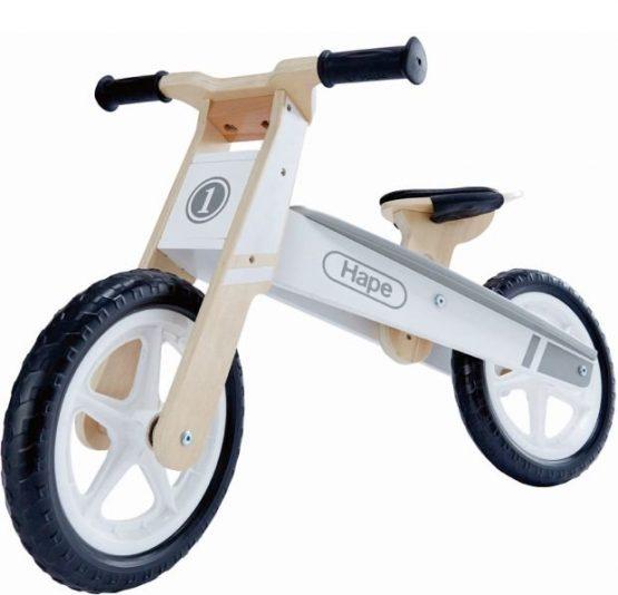 Hape Early Explorer Ξύλινο Balance Bike Wonder