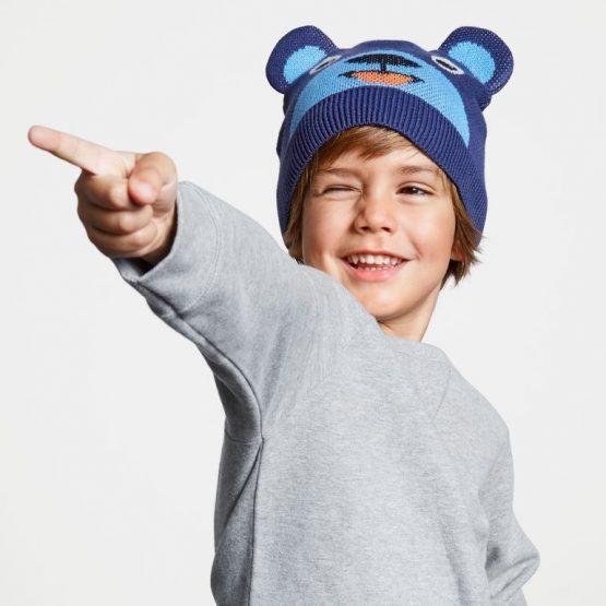 AFFENZAHN. Παιδικό σκουφάκι Αρκουδάκι