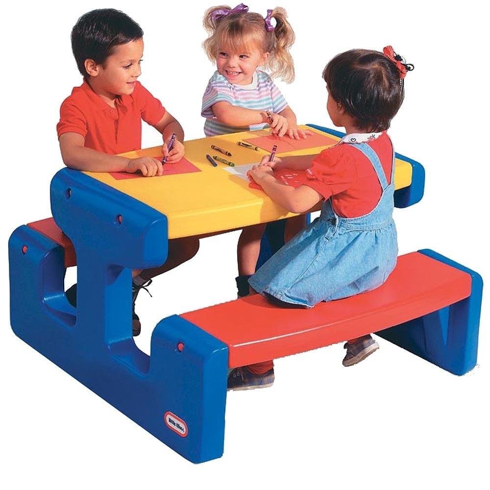 Junior Picnic Table – Primary