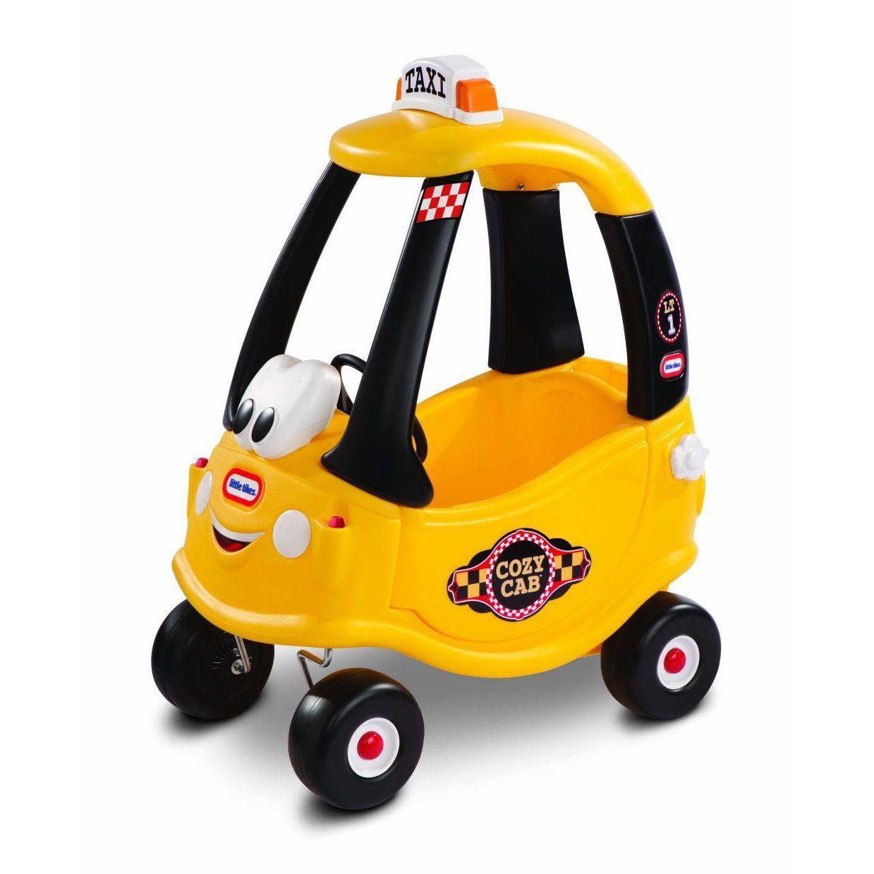Little Tikes Αμαξάκι Κουπέ Ταξί