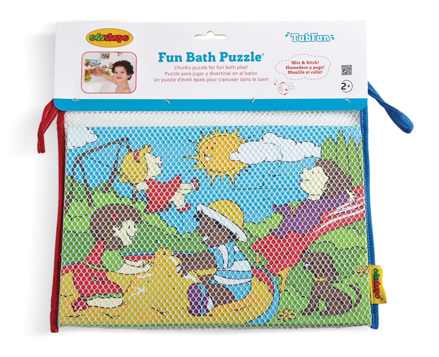 Bath Fun Puzzle : Park