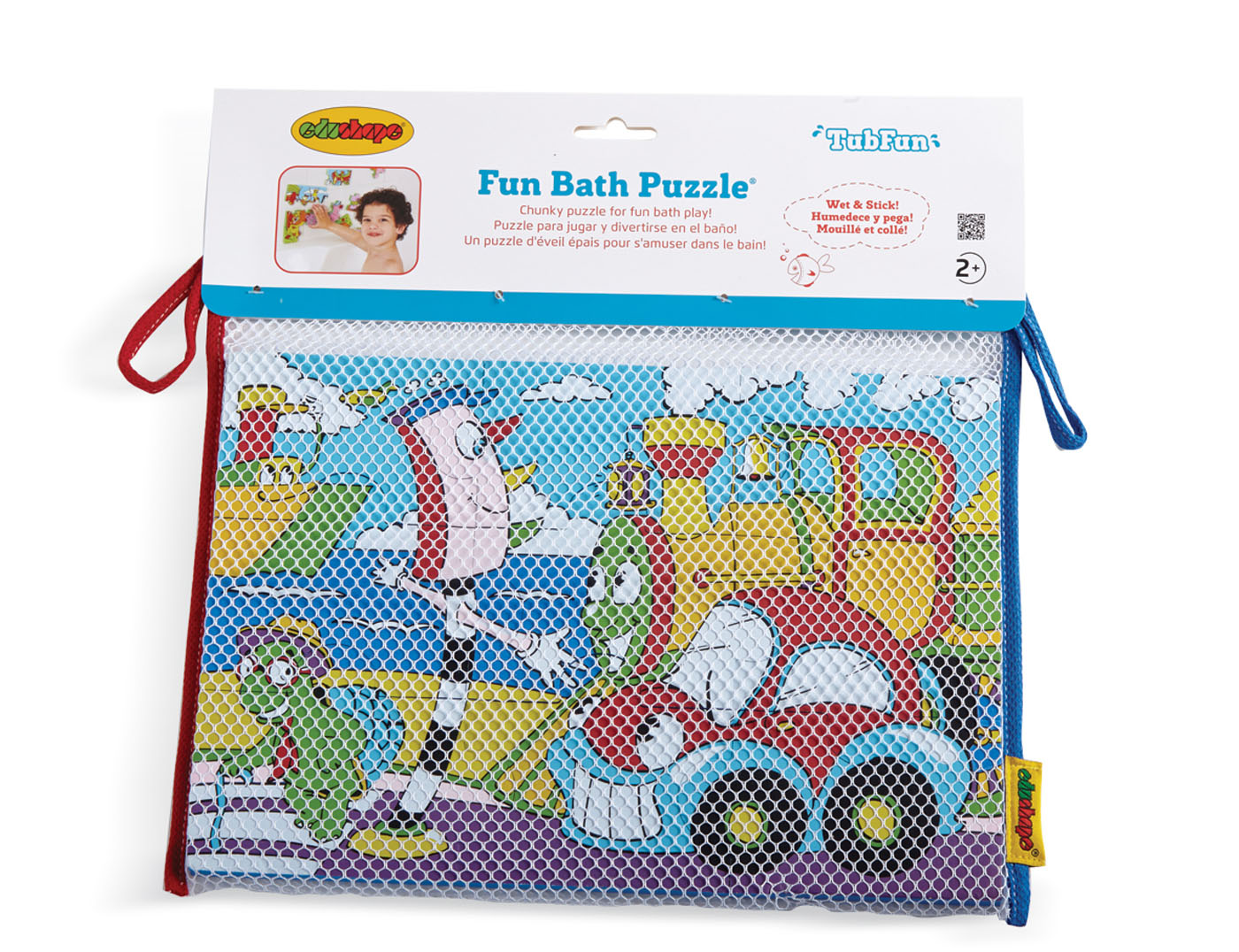 Bath Fun Puzzle : Traffic