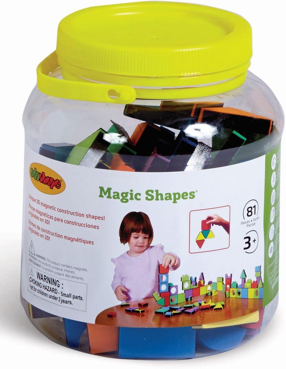 Magic Shapes Tube