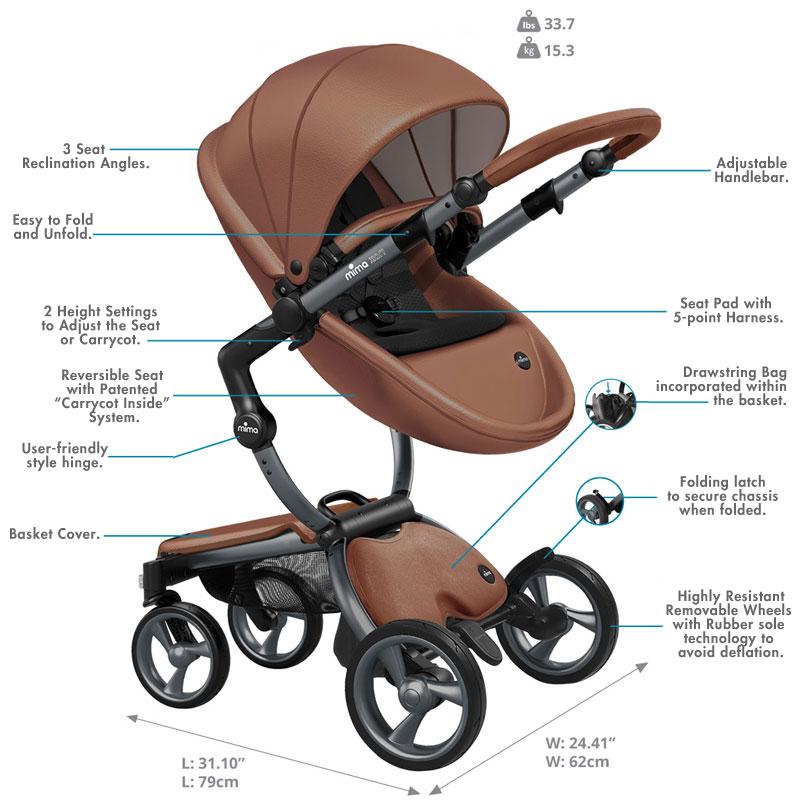 Mima-Strollers-Xari-Specifications-1