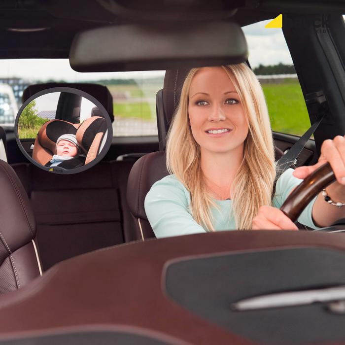 Καθρέφτης για καθίσματα αυτοκινήτου ανάποδης θέσης Watch Me 1