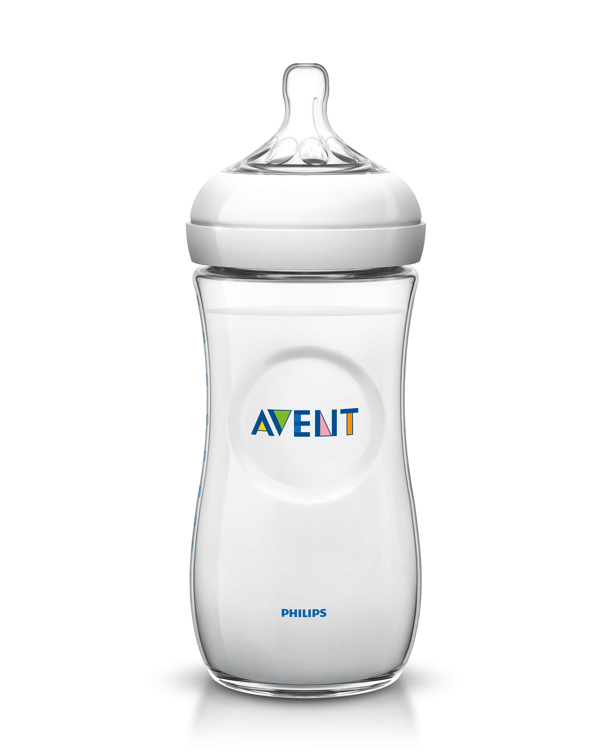 AVENT Natural Μπιμπερό 330ml – χωρίς BPA