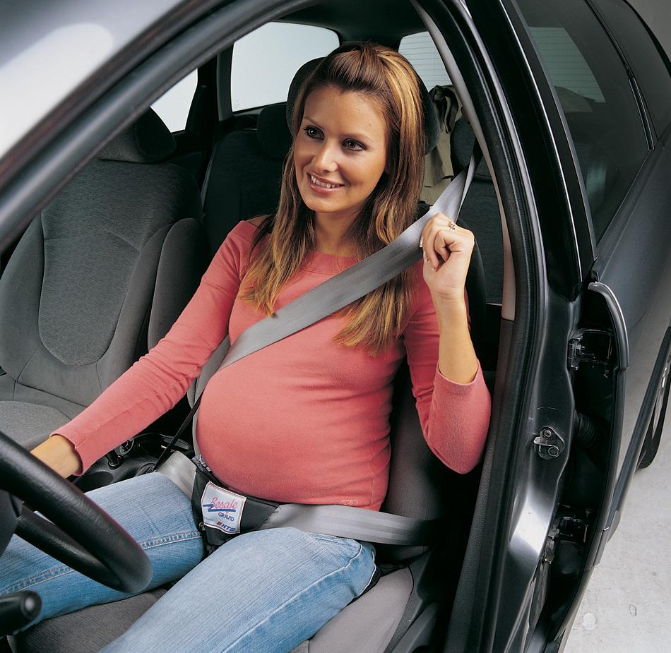 BeSafe ζώνη εγκυμοσύνης