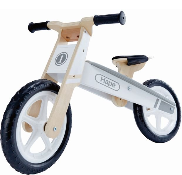 Hape Early Explorer Ξύλινο Balance Bike Wonder