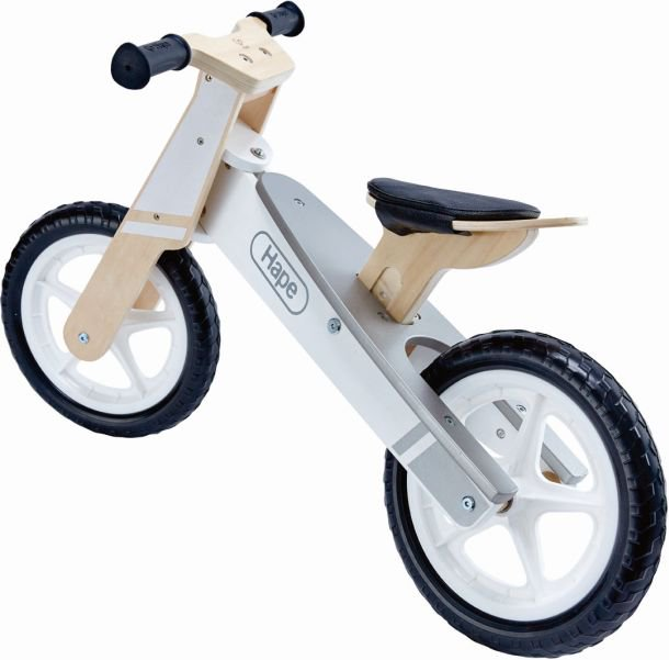 Hape Early Explorer Ξύλινο Balance Bike Wonder_2