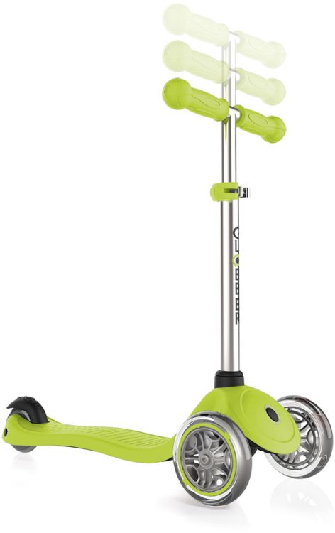 Globber Scooter Primo_green2
