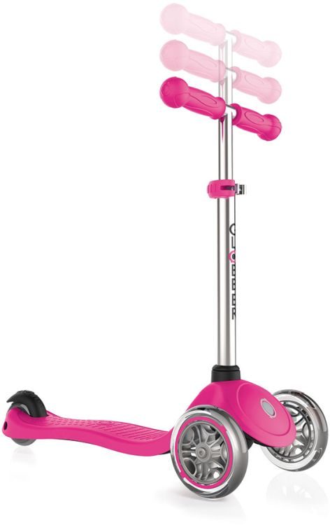 Globber Scooter Primo_pink2