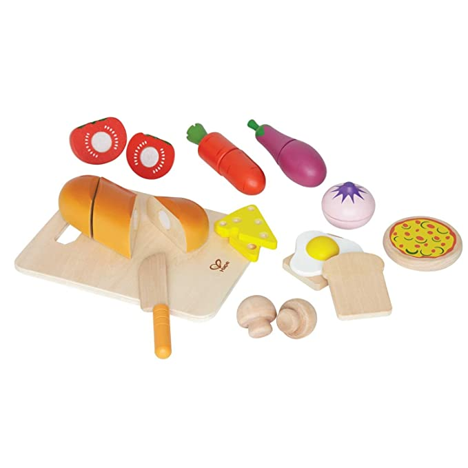 Hape Ξύλινα Τρόφιμα & Λαχανικά