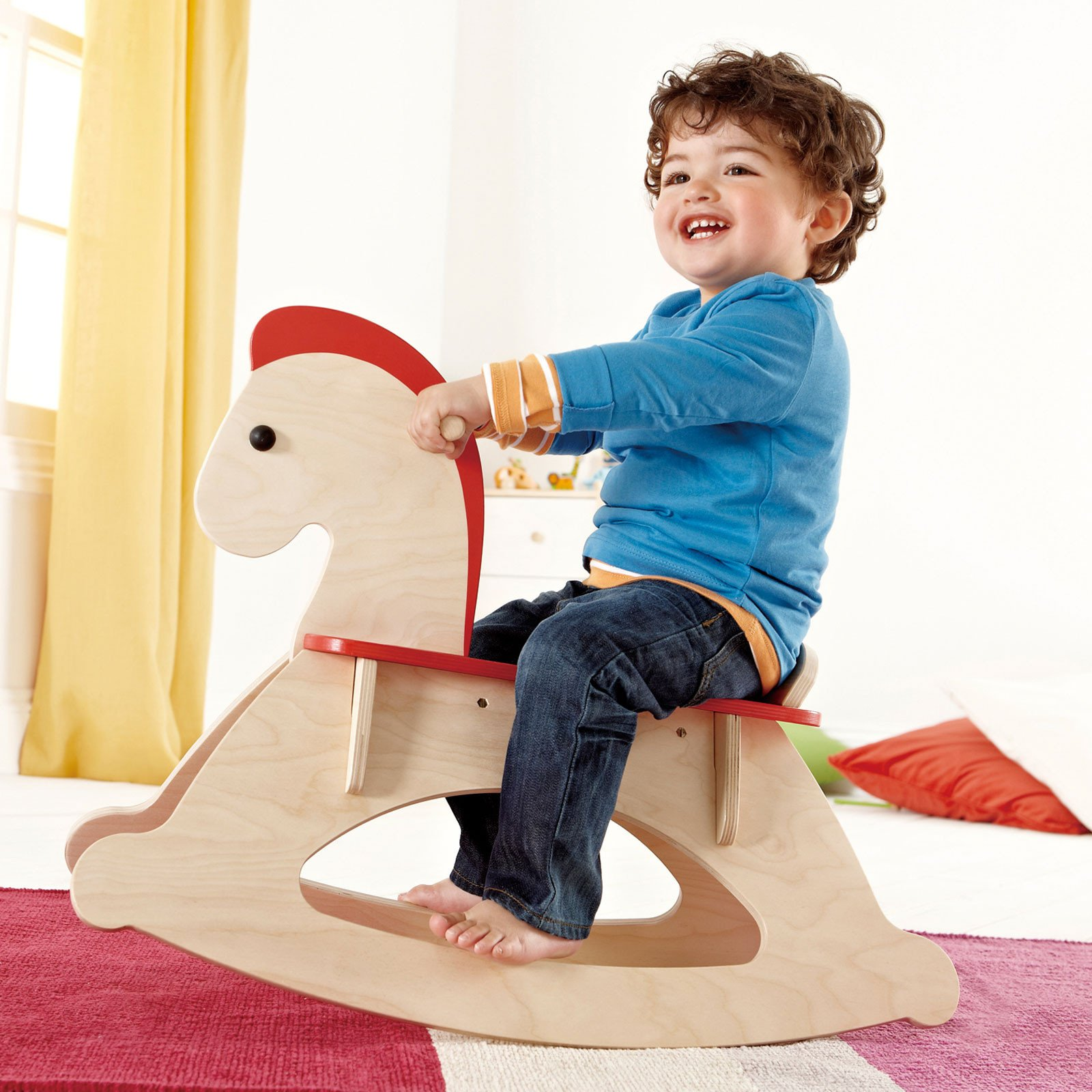 Hape-Rock-and-Ride-Wooden-Rocking-Horse