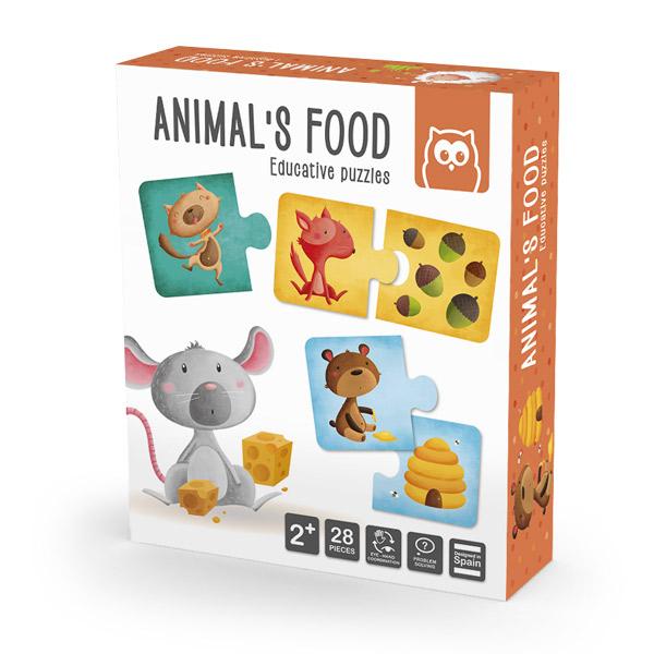 Παλζ – Τα Ζώα & Η Τροφή Τους