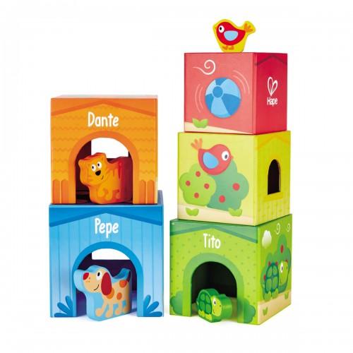 Hape Pepe & Friends Πύργος της Φιλίας