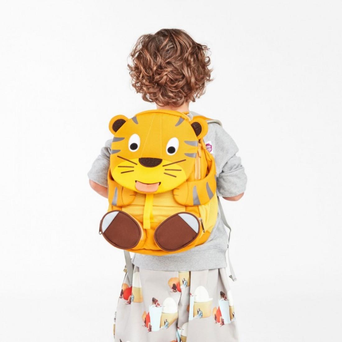 Παιδική Τσαντούλα Πλάτης – Τίγρης