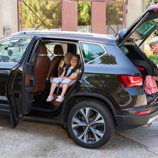 Περιστρεφόμενο κάθισμα αυτοκινήτου Isofix 0-36kg – BeCool