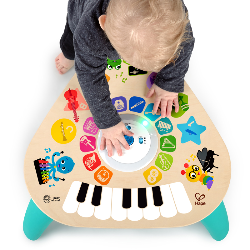 Hape Kids – Ξύλινο Tune Table – Τραπεζάκι Μουσικές Δραστηριότητες