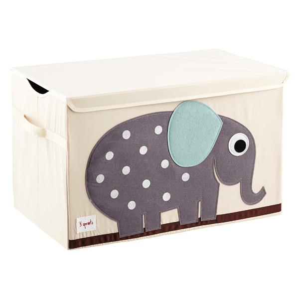 Κουτί αποθήκευσης με καπάκι – Ελεφαντάκι