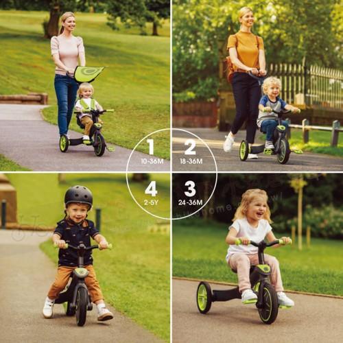Globber Trike – Explorer 4 in 1