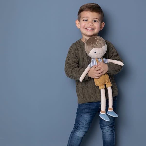 LITTLE DUTCH – Κούκλα Jim 50cm
