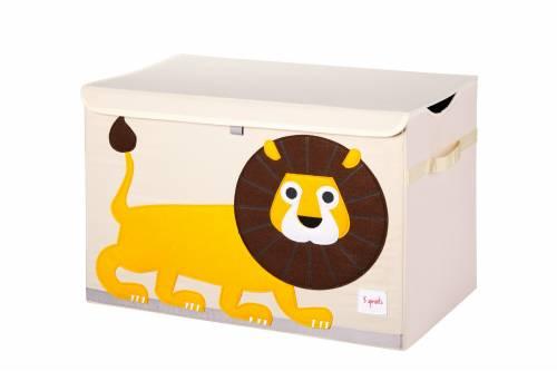 Κουτί αποθήκευσης με καπάκι – Λιοντάρι