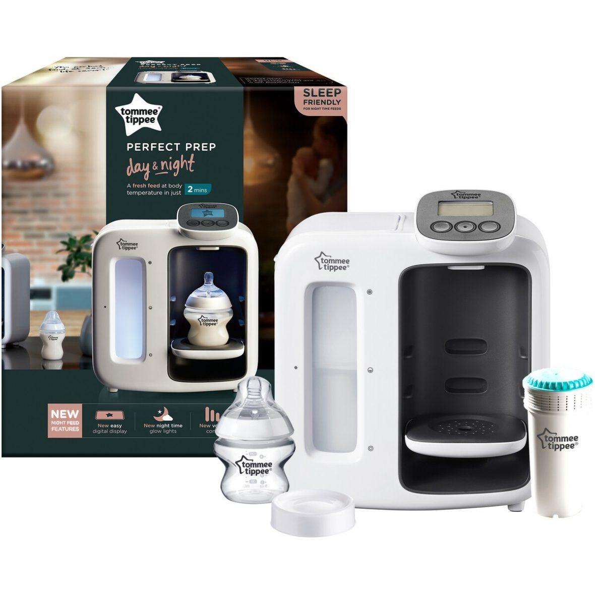 Tommee Tippee Perfect Prep Day & Night – Συσκευή Προετοιμασίας Γάλακτος New