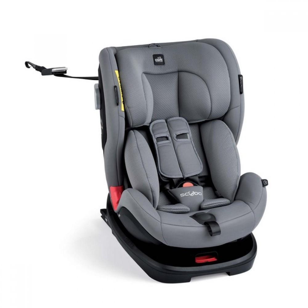 Περιστρεφόμενο Κάθισμα αυτοκινήτου Scudo Isofix 0-36 kg