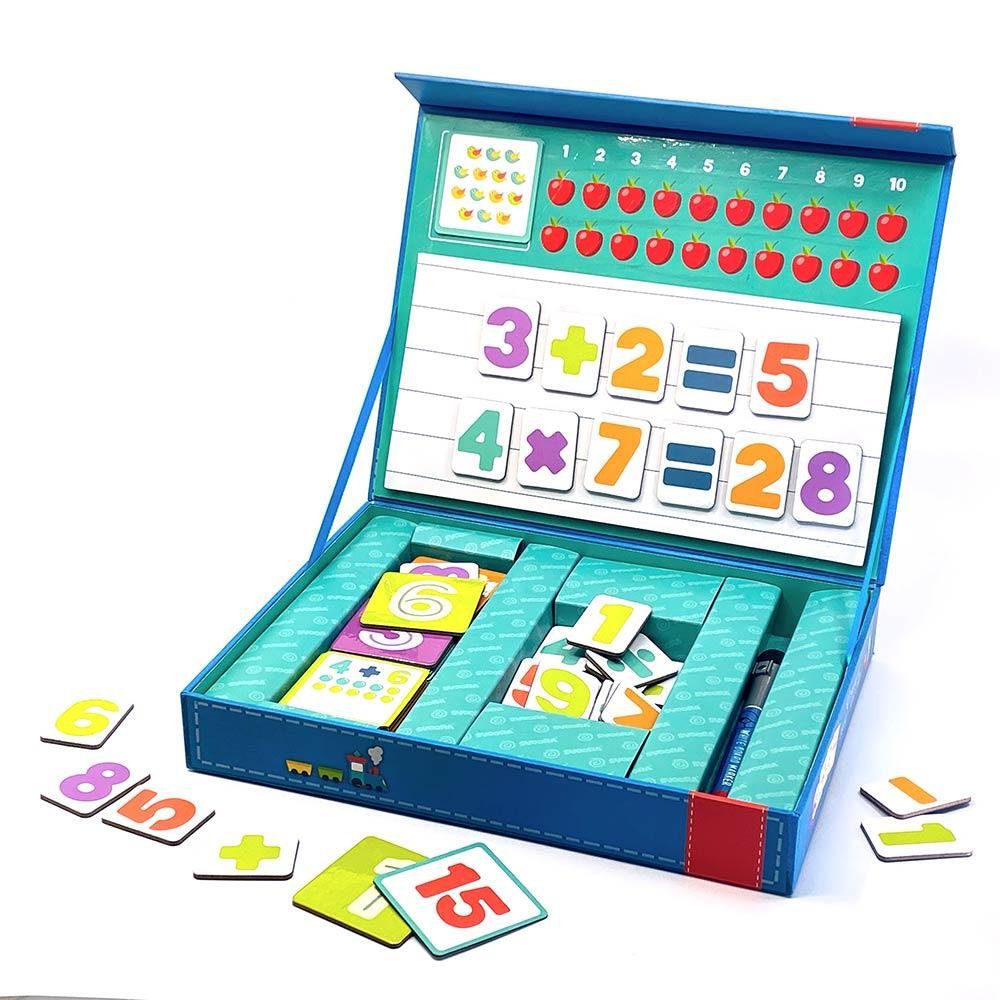 """Μαγνητικό Σετ """"Παίζω και Μαθαίνω με τους Αριθμούς"""""""