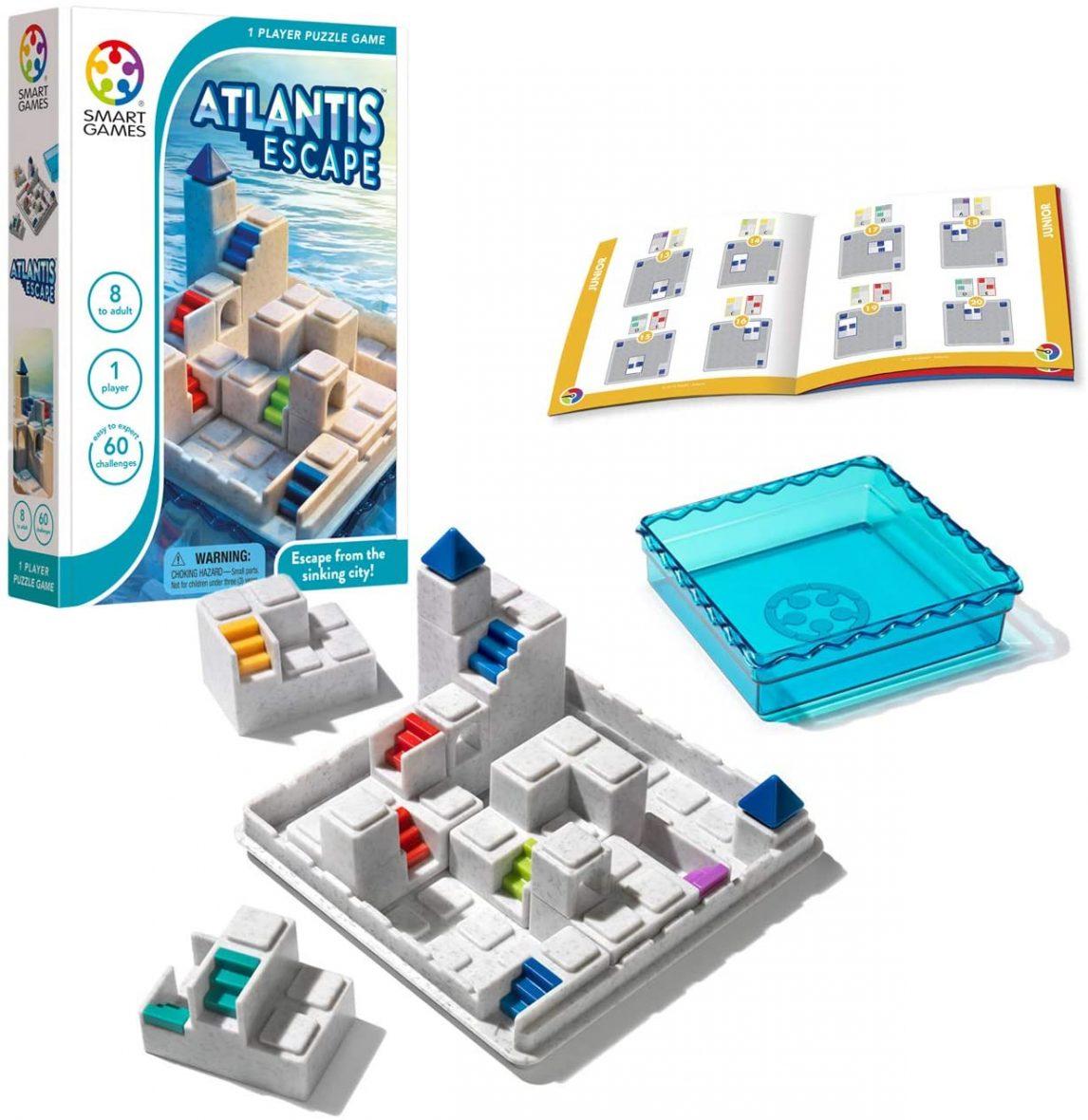 Smartgames atlantis