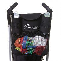 dreambaby stroller organizer