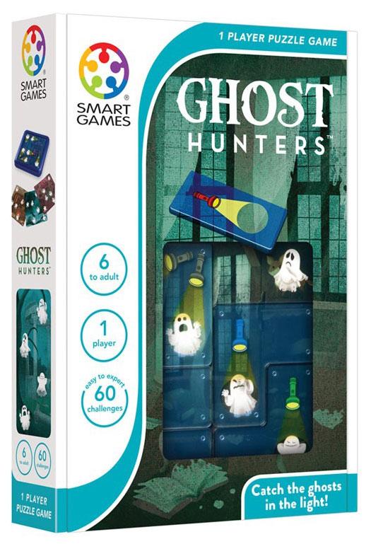 "Smartgames ""Κυνηγοί Φαντασμάτων"" (60 Δοκιμασίες)"