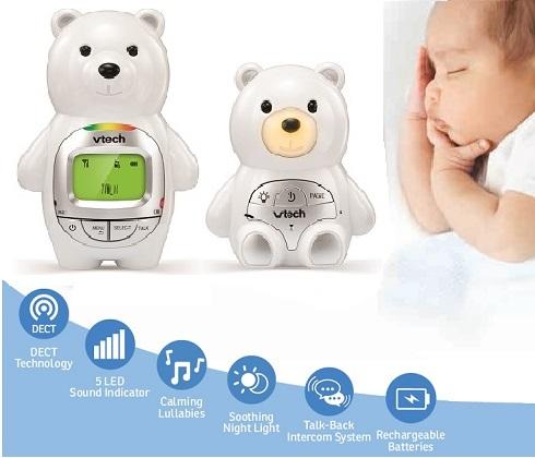 Baby Monitor Audio BM2350 Bear