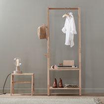 Kids-Concept-Saga-Clothes-Rack-with-Shelves