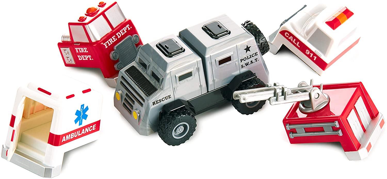 popular built a truck