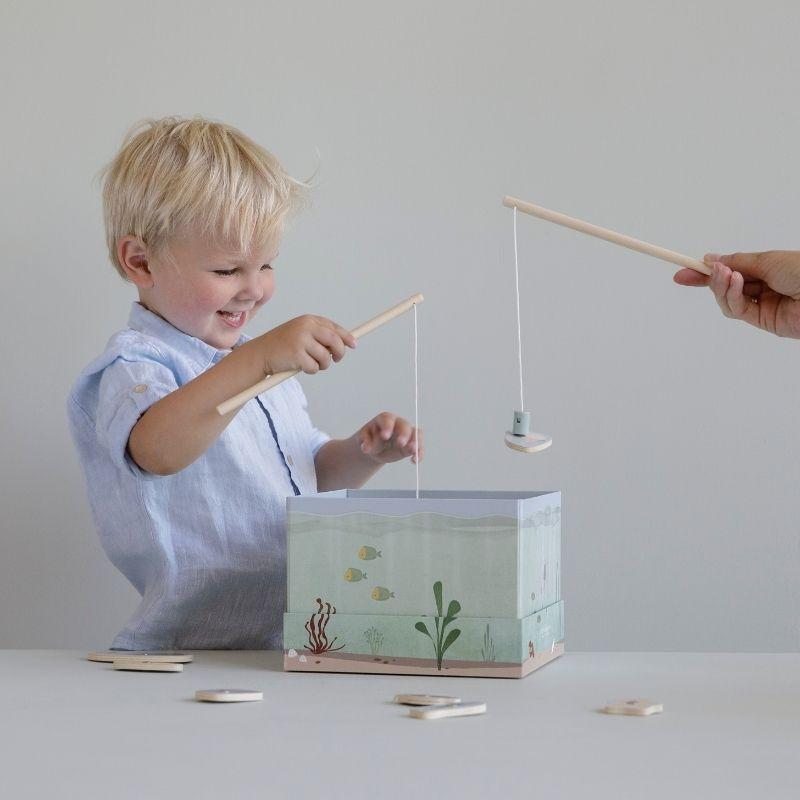 Fishing-game